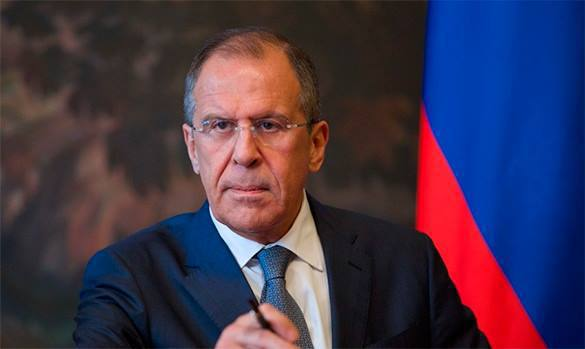 Lavrov: Outside invasion brought Iraq and Libya to brink of extinction. Lavrov