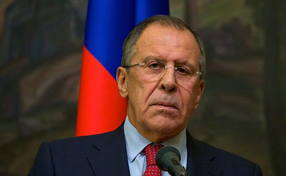 Russian FM Lavrov: NATO is vestige of bygone era. Sergei Lavrov