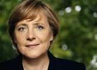 Merkel hopes of peace solution to Iran nuclear crisis