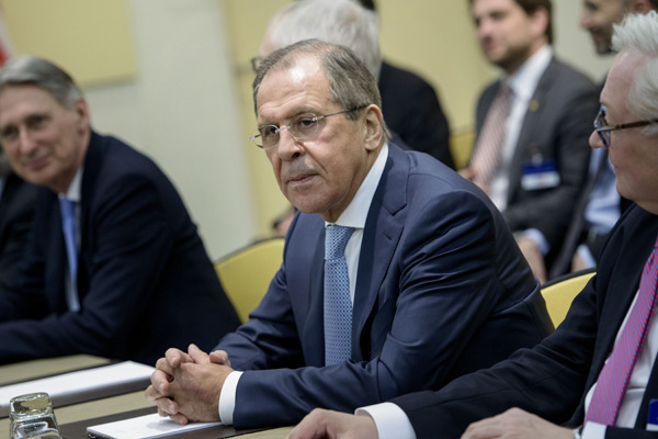 Russian FM Lavrov: Kiev takes endless attempts not to abide by Minsk Accords. Sergei Lavrov