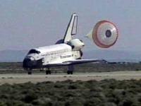 Endeavour makes safe landing in Florida
