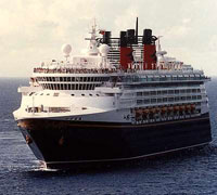 Disney Cruise Ship Rescues Carnival Passenger Who Fell Into Atlantic Ocean