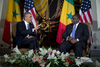 Obama boasts of 'homosexual triumph of democracy' in Senegal. 50456.jpeg