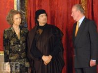 Gaddafi's wife condemns NATO on death of son. 44457.jpeg