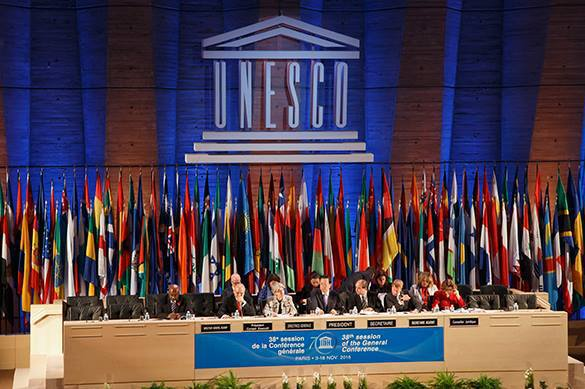 Russia believes USA pulled out from UNESCO to affect election of its chairperson. 61457.jpeg