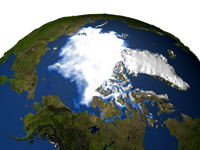 Ice may disappear from the North Pole this summer