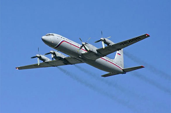 Aircraft with military men on board crashes in Russia's north, all survive. 59458.jpeg