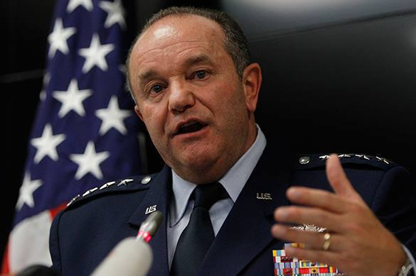 NATO General: Russia doesn't fight IS in Syria, but defends Assad. Breedlove