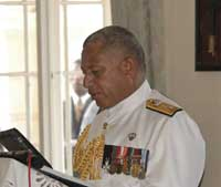 Fiji's military ruler: Elections to restore democracy could be held in early 2009