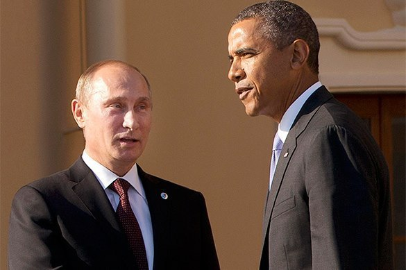 Kerry: Ukrainian conflict draws in, Russia and US come to terms on Syria. Putin and Obama