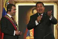 Chavez to Medvedev: 'You are my friend, my dear friend'