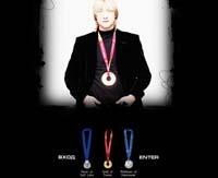 Plushenko Got Platinum Medal for His Skating Achievements