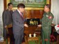 China's top leader meets Myanmar Premier