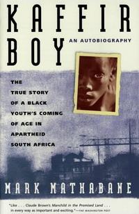 America bans South African memoir