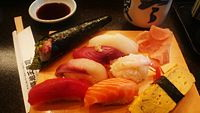 Experts discover high levels of mercury in sushi