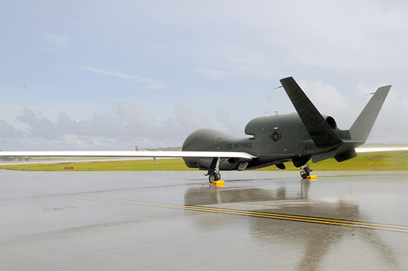 US spy drone detected above the Black Sea. 60467.jpeg
