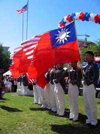 Taiwan demonstrates military prowess at National Day parade