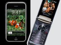 Motorola suffers losses since shoppers prefer iPhone to Razr 2
