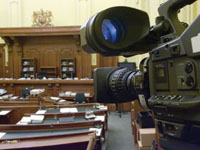 U.S. Trials to be Broadcasted for Public's Benefit