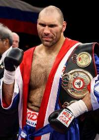 Nikolai Valuev is going to look bigger than ever