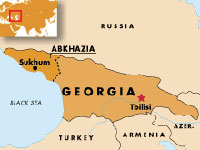 Blasts in Abkhazia injure two people, including Russian tourist
