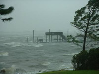 Tropical storm is heading toward Lousiana