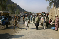 Cross-border violence in the main problem in Afghan-Pakistani talks
