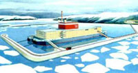 Russia may become world's leader in sea-based nuclear power stations