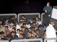 Six African immigrants die on migrant boat