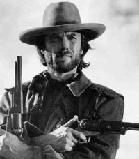 Golden boot for best cowboy: Clint Eastwood honored with special award