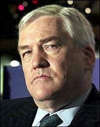Former media baron Conrad Black's racketeering trial getting under way in Chicago