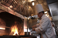 Fire in Chinese restaurant kills eleven diners