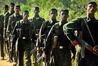 Sri Lanka bombs Tamil Tiger jungle base for three days