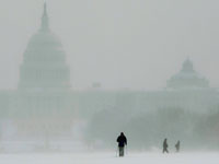 U.S. Coast to Experience Winter Storm this Weekend