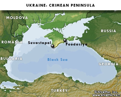 Holiday season in Crimea is in danger, Ukrainian government say