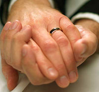 Same-sex marriages reach post-Soviet camp