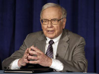 Buffett predicts: U.S. economy to weather the storm