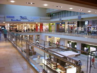 Europeans take advantage of shopping scrum and very weak dollar