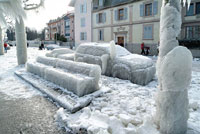 Ice storm in US blamed for at least 18 deaths