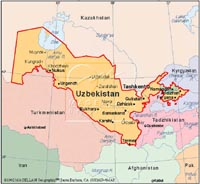 Uzbek anti-terrorism official accuses US