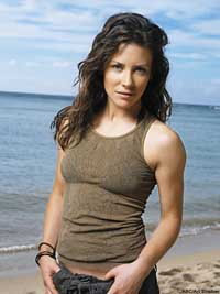 Evangeline Lilly's rental home burns to the ground