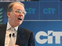 CIT struggling U.S. credit crunch