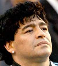 World Cup: Germans strong but don't know how to play, Maradona says