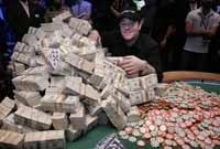 World Series of Poker winner agrees to settle jackpot dispute