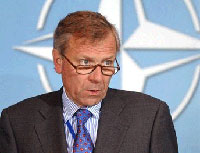 NATO lacks 50 percent troops in Afghanistan