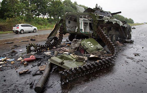 Texan fights tyranny in Ukraine. Tyranny in Ukraine