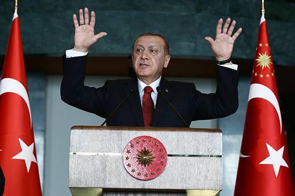 Turkish opposition to condemn Erdogan for cooperation with terrorists. Erdogan