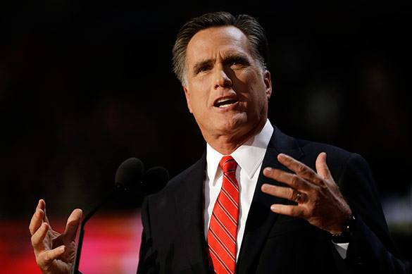 Mitt Romney admits Russia has out-gamed the US. Mitt Romney