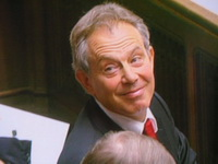 Labour Allies Give No Support to Tony Blair in His Race for EU Presidency