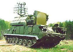 Tor M-1 air defense system